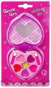 make up hjerte - Kreativitet
