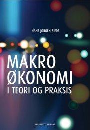 makroøkonomi - i teori og praksis - bog