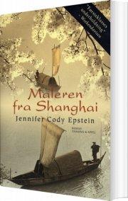 maleren fra shanghai - bog
