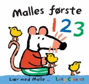malles første 123 - bog