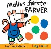 malles første farver - bog