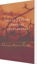 malte laurids brigges optegnelser - bog