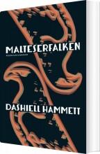 malteserfalken - bog