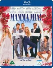mamma mia 1 - the movie - Blu-Ray