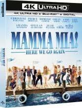 mamma mia 2 - here we go again - 4k Ultra HD Blu-Ray