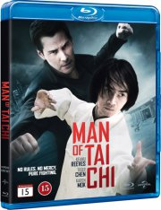 man of tai chi - Blu-Ray