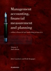 management accounting, financial measurement and planning - volume 2 - bog
