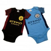 manchester city merchandise - bodystocking til baby - 3-6 mdr - Merchandise
