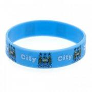 manchester city merchandise - gummi / silikone armbånd - Merchandise