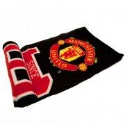 manchester united merchandise - fleecetæppe - Merchandise