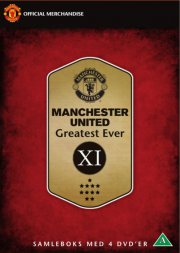 manchester united - greatest ever xi - DVD