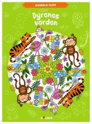 mandala malebog - dyrenes verden - Kreativitet