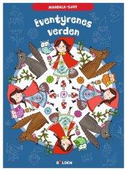 mandala malebog - eventyrenes verden - Kreativitet