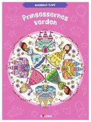 mandala malebog - prinsessernes verden - Kreativitet