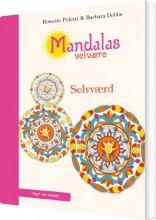 mandalas velvære - selvværd - bog