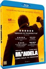 mandela: vejen til frihed / mandela: long walk to freedom - Blu-Ray