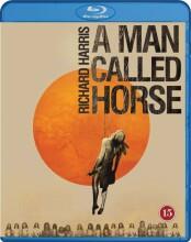 manden de kaldte hest - Blu-Ray