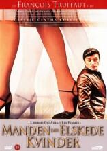 manden der elskede kvinder - DVD