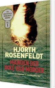 manden der ikke var morder  - paperback