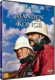 the man who would be king / manden der ville være konge - DVD