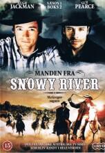 manden fra snowy river - sæson 1 - boks 2 - DVD