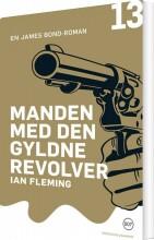 manden med den gyldne revolver - bog