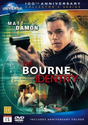 the bourne identity - 100th anniversary edition - DVD