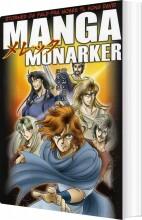 manga monarker - bog