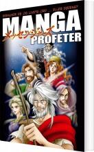 manga profeter - bog