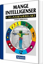 mange intelligenser i klasseværelset - bog