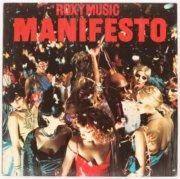 roxy music - manifesto - Vinyl / LP