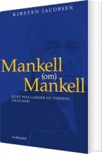 mankell (om) mankell - bog
