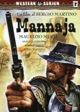 Image of   Mannaja - A Man Called Blade - DVD - Film