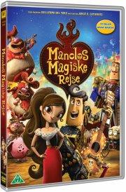 the book of life / manolos magiske rejse - DVD