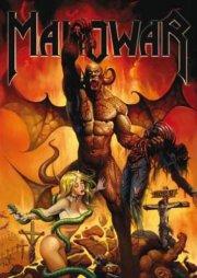 manowar hell on earth v - DVD