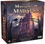 mansions of madness - 2nd edition - engelsk - Brætspil