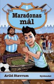 maradonas magi 2 - maradonas mål - bog