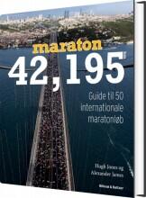 maraton 42,195 km - bog