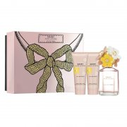 marc jacobs - daisy eau so fresh - edt 75ml + body lotion 75ml +shower gel 75ml - gavesæt - Parfume