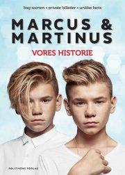 marcus og martinus - vores historie - bog