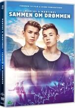 marcus og martinus dokumentar: sammen om drømmen - DVD