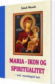 maria - ikon og spiritualitet - bog