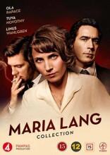 maria lang film box - DVD