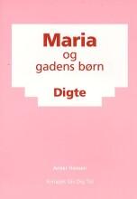 maria og gadens børn - bog