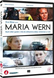 maria wern - boks 1 - DVD