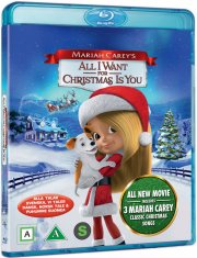 mariah careys all i want for christmas is you - Blu-Ray