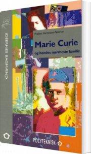 marie curie og hendes nærmeste familie - bog