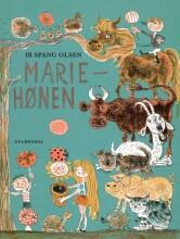 mariehønen - bog
