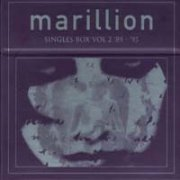 marillion - the singles - cd