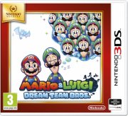 mario & luigi: dream team bros. (selects) - nintendo 3ds